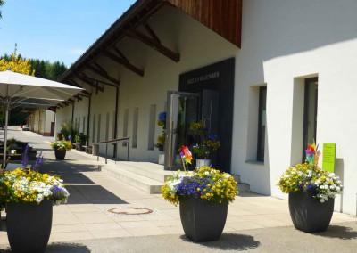 Herzlich Willkommen im Kloster Bonlanden