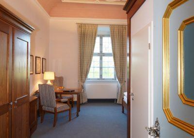 Kloster Irsee Einzelzimmer ©Foto Achim Bunz, München