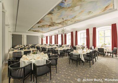 Kloster Irsee Restaurant ©Foto Achim Bunz, München