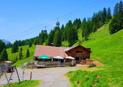 Alpe Mitteldiedams