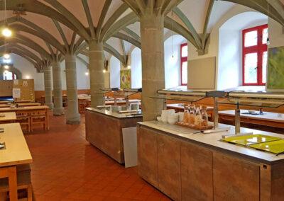 Kloster Heiligkreuztal Speisesaal