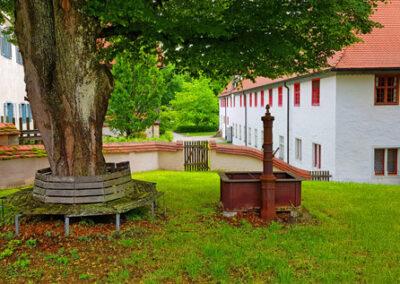 Kloster Heiligkreuztal Impressionen